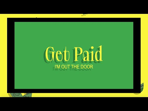 Aluna, Princess Nokia & Jada Kingdom - Get Paid (Official Lyric Video)