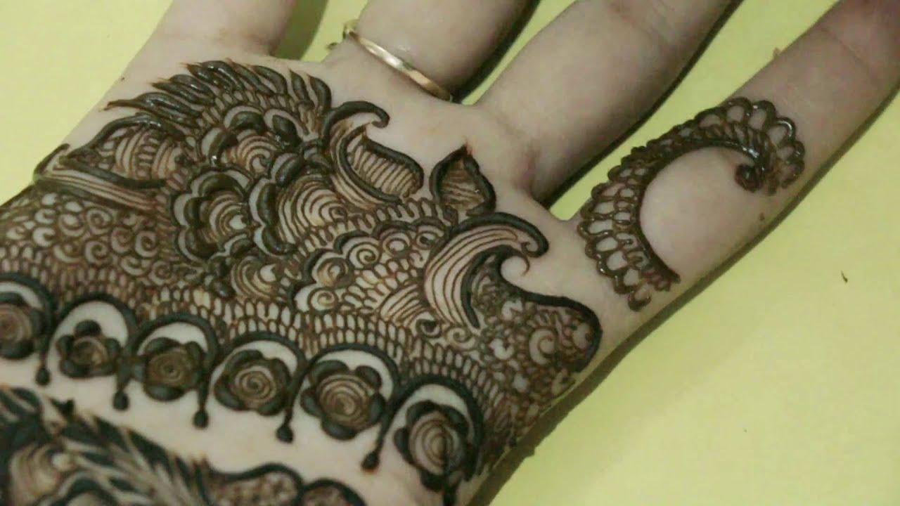 Henna Mehndi New Design : Mehndi design learn new henna mehendi pattern from