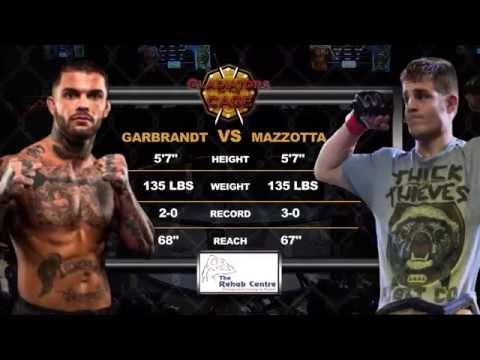 (GOTC MMA 9) Cody Garbrandt vs. Dominic Mazzotta