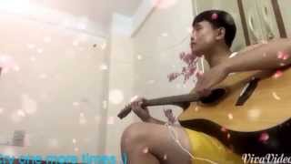 Khóc thêm lần nữa - Ku Minh cover guitar.