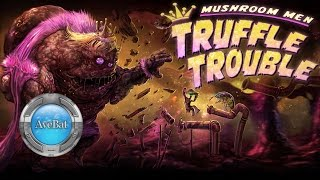 Casually Slacking with Mushroom Men Truffle Trouble - Gameplay 1080p 60fps
