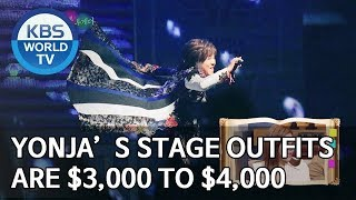 Yonja's stage outfits are $3,000 to #4,000 [Happy Together/2019.08.15]