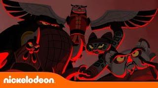 Kung Fu Panda | Los Primeros 5 Furiosos | Nickelodeon en Español