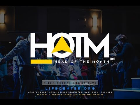 The Prophetic Word For The Church (May 2018 Head of the Month Service)