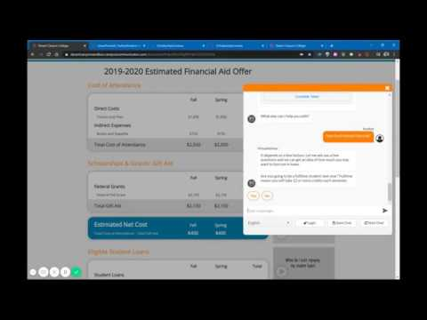 CODiE Awards VirtualAdvisor Demo