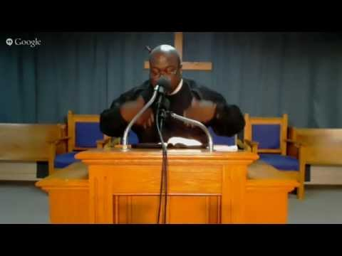 Bishop Eric Johnson - Tells the truth about Apostles and Women Preachers.