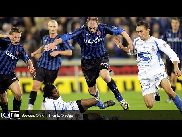 2007-2008 - Jupiler Pro League - 10. Club Brugge - FC Dender 2-0