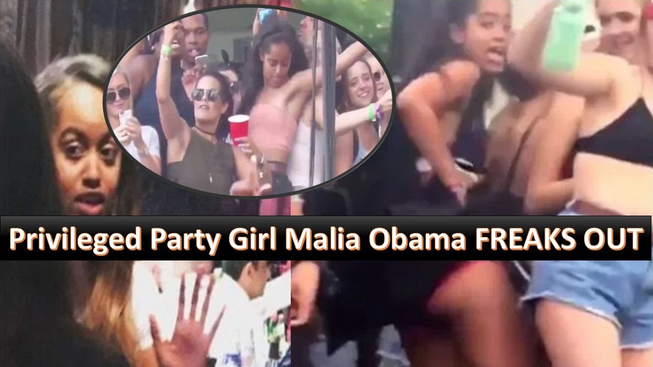 Privileged Party Girl