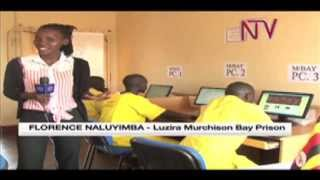 Murchison Bay prisoners get e-learning facilities
