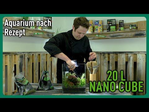 20L NANO CUBE aus übrig gebliebenen Pflanzen | Aquarium nach Rezept S2 E1| UNCUT