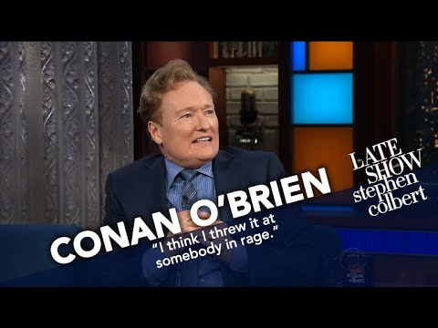 Conan O'Brien Has His Own 'The Ring' Horror Story