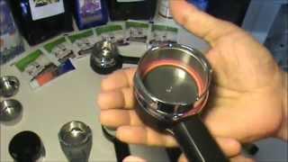 Saeco Portafilters - Pressurized vs Non-Pressurized Portafilter Myth Buster thumbnail