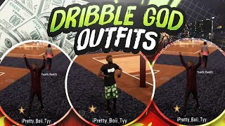 "BEST MYPARK OUTFITS ""DRIBBLE GOD"" LOOK LIKE A DRIBBLER 