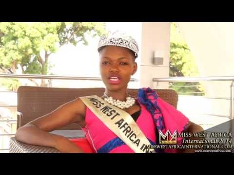 Outgoing Video by Hawa Kamara & Miss West Africa International 2014 Florence Epee
