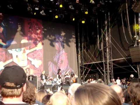 Slash : Paradise City (Guns N' Roses Cover) (Live At Graspop Metal Meeting 2010).
