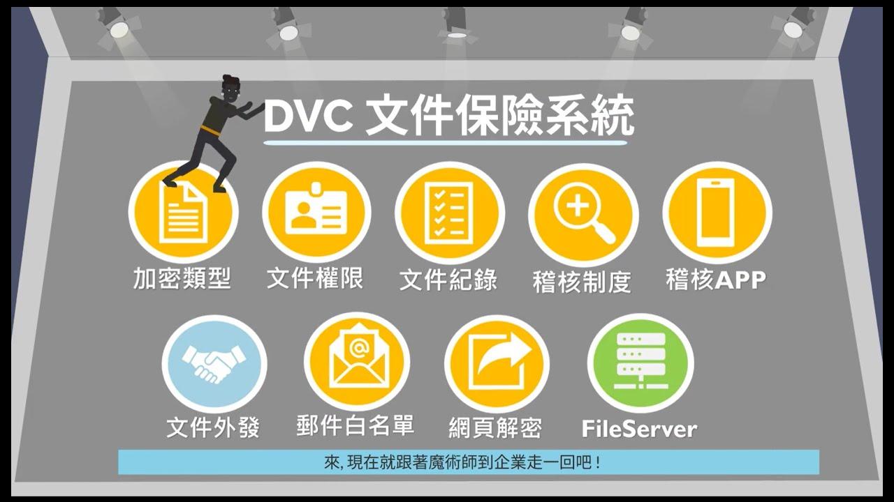 DVC 文件保險系統 (統睿科技)