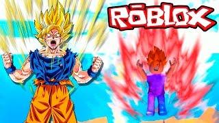 Roblox → VIDA DE UM SAIYAJIN !! - Dragon Ball Rage ▻Gameplay de Dra...