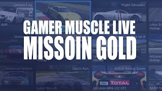 MISSION GOLD  - ASSETTO CORSA [LEARN HOW TO DRIVE FAST] 01