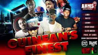 Guinean's  Finest - Limo, McFly, Louny, Elite Music, Juicy Suag  (Prod by AHMS)