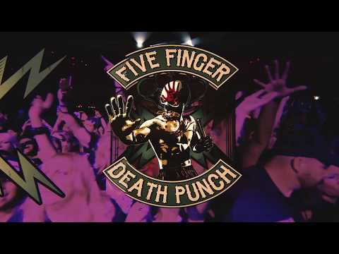 FIVE FINGER DEATH PUNCH FALL TOUR 2019 ⁣IS ROLLING!