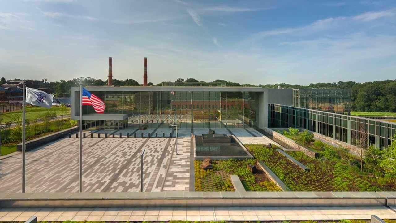 US Coast Guard HQ DHS St Elizabeths Campus  Project