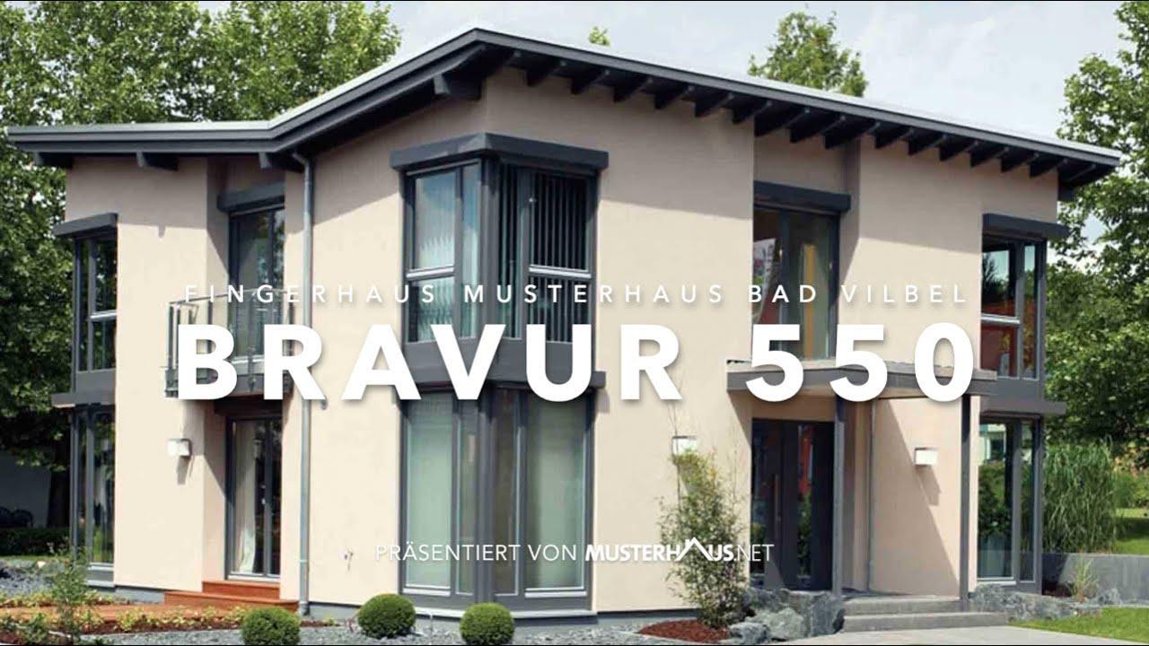 Musterhaus Bad Vilbel - BRAVUR 550 von FingerHaus