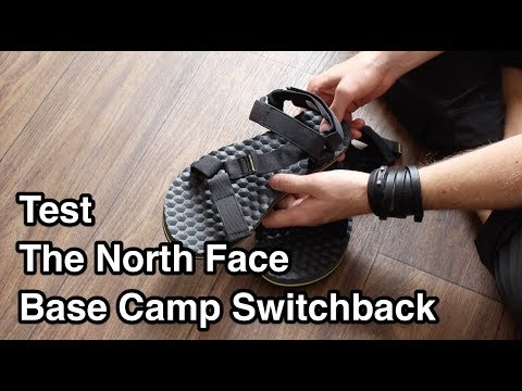 997da52043350 Test The North Face Base Camp Switchback Sandale | Trekkingsandale Test |  Wandersandale Test - YouTube