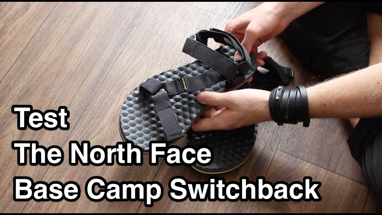 Test The North Face Base Camp