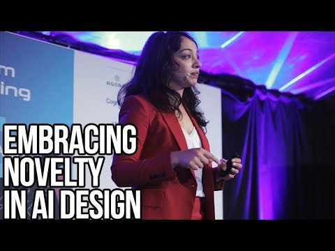 Embracing Novelty in AI Design |  Radhika Dirks