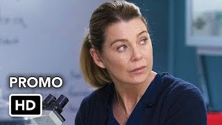 "Grey's Anatomy 15x16 Promo ""Blood and Water"" (HD) Season 15 Episode 16 Promo"