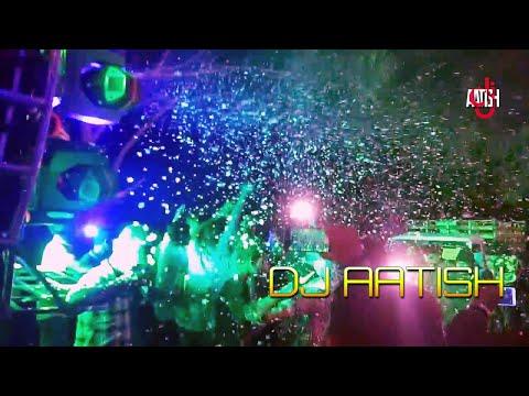 DJ AATISH Presents JBL Test - Happy New Year Remix Song 2018 | Crowd & Loud Music [www.DjSuno.Com]