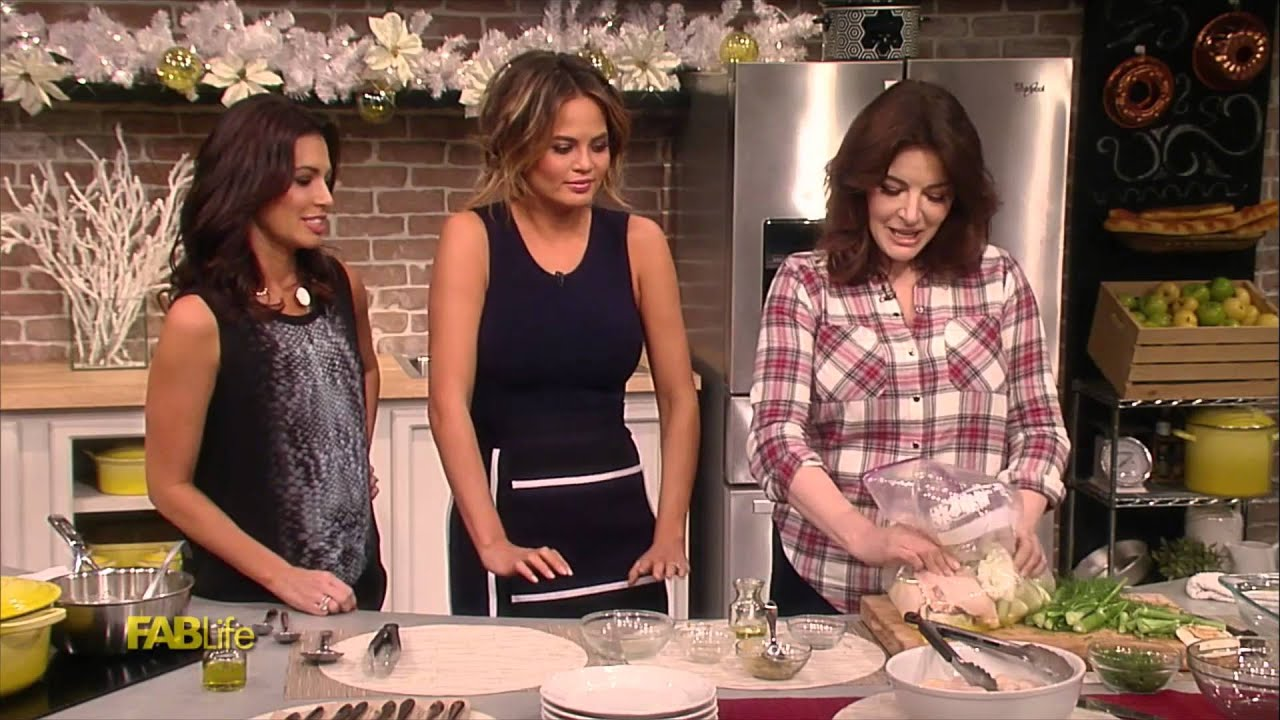 Nigella Lawson's Tray Baked Chicken - YouTube