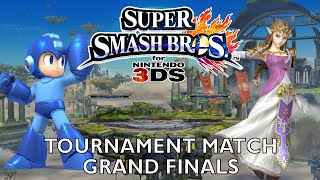 Smash 3DS Tournament Grand Finals - NAKAT vs Nairo