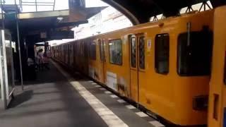 U-Bahn Berlin, Germany