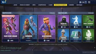FORTNITE [NEW SKINS PACK DUNK: GRACILE - HABILE ] 22-05-2019