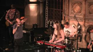 """Trembling Bells feat. Bonnie """"Prince"""" Billy - So Everyone (Union Chapel, 6th May 2012)"""