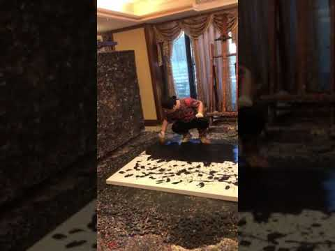 陳金龍國際藝術家 創造神之畫作聖畫系列(南無 彌勒皇佛 陳金龍)