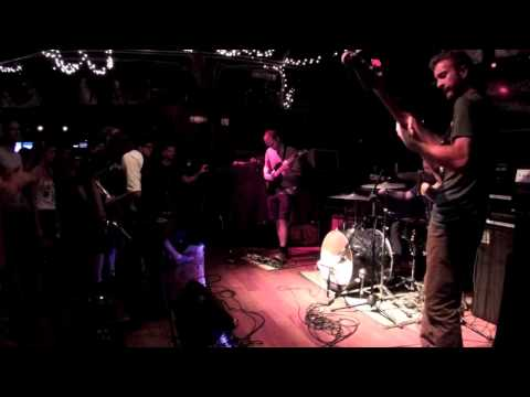 "-Dumb Waiter-""Vegan Mustache Jazz""-Live @ Banditos- Richmond, VA-"