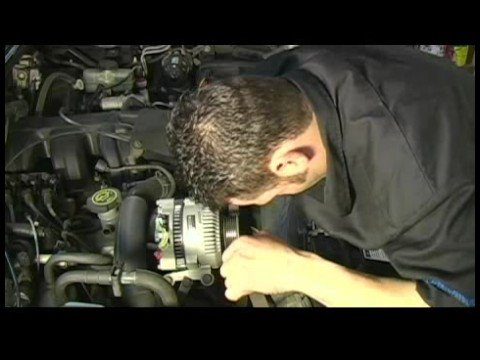 How To Replace An Air Conditioning Compressor In A Ford