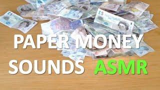 ASMR 06: Paper Money