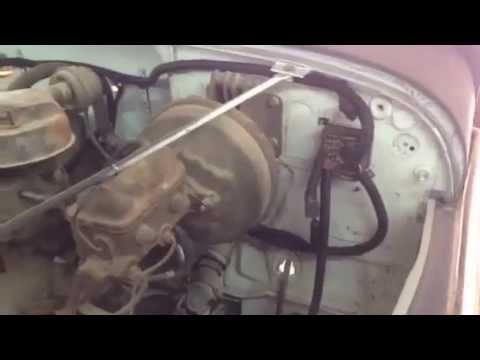 cj5 steering column diagram car battery isolator switch wiring jeep cj harness rebuild - youtube
