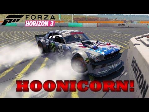 EL MEJOR PARA DERRAPAR? | HOONICORN | HOONIGAN PACK FORZA HORIZON 3