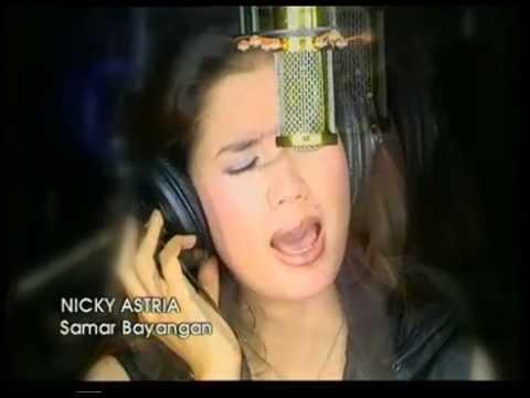 NICKY ASTRIA - SAMAR BAYANGAN - OFFICIAL VERSION