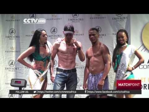 Van Heerden to face Namibian Shikukutu for Vacant WBA Pan African title