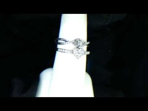Zales Diamond Engagement Ring