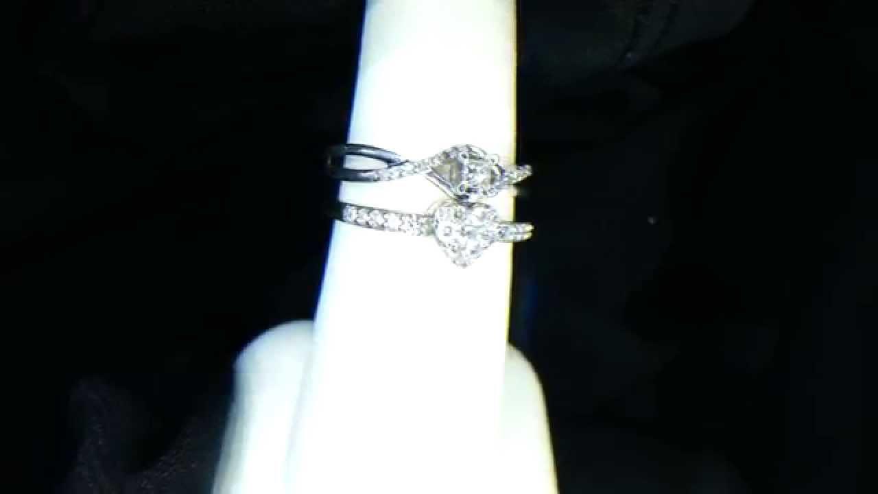 Zales Diamond Rings For Sale On Ebay Great Price Youtube
