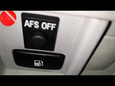 check afs system lexus