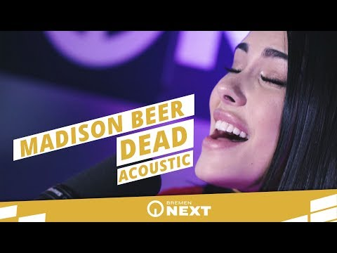 Madison Beer - Dead (Acoustic) // Live Session // Bremen NEXT
