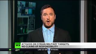 Mystery airstrikes register as earthquake in Syria