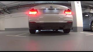 BMW M240i (340PS) Coldstart - Pure Sound